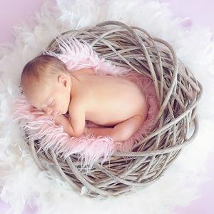 postura amanatar bebe